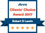 Clients' Choice Award Robert D Lewin